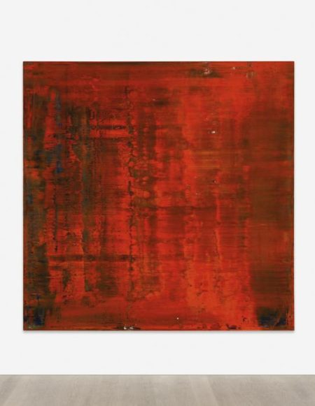 Gerhard Richter-Abstraktes Bild 747-4 (Abstract Painting 747-4)-1991
