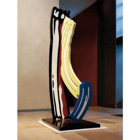 Roy Lichtenstein-Three Brushstrokes-1984