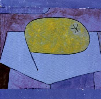 Paul Klee-Still Life With Pear-1936