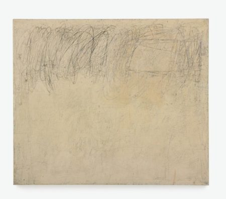 Cy Twombly-Untitled (New York City)-1956