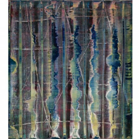 Gerhard Richter-Abstraktes Bild 776-1 (Abstract Painting 776-1)-1992