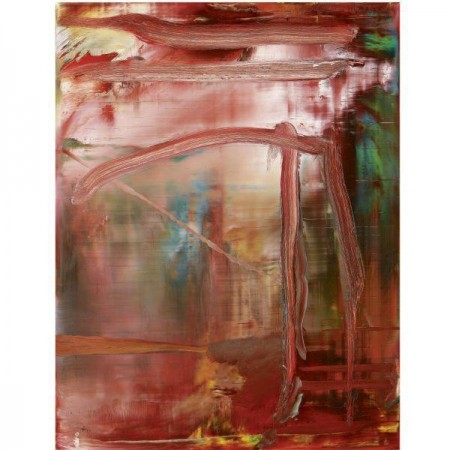 Gerhard Richter-Abstraktes Bild 889-4 (Abstract Painting 889-4)-2004