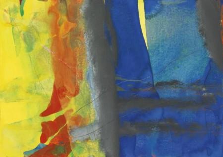 Gerhard Richter-Ohne Titel (24.2.85) / Untitled (24.2.85)-1985