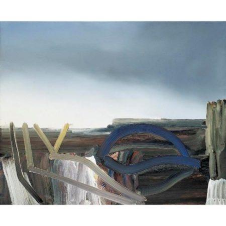 Gerhard Richter-Arizona-1984