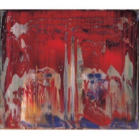 Gerhard Richter-Abstraktes Bild 819-3 (Abstract Painting 819-3)-1994