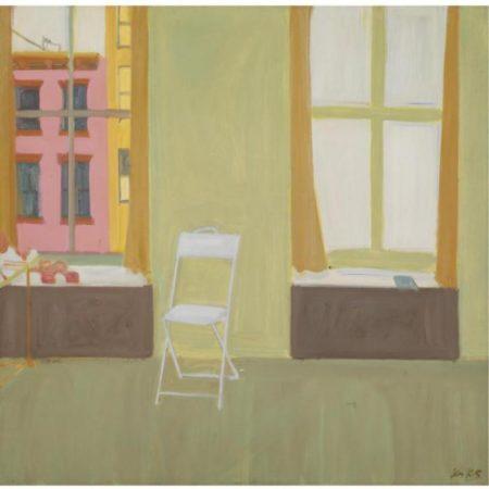Alex Katz-Folding Chair-1959