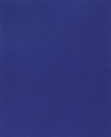 Yves Klein-I.K.B 150-1959