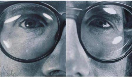 Chuck Close-Self Portrait-1987