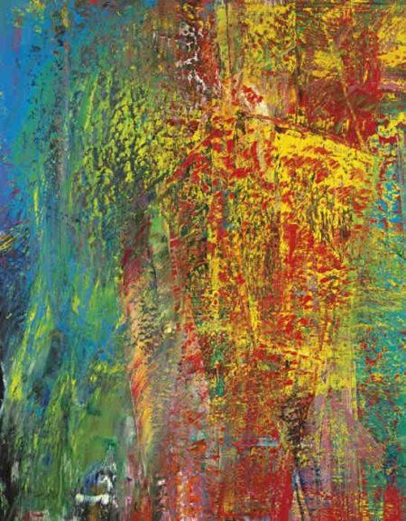 Gerhard Richter-AB Courbet (616)-1986