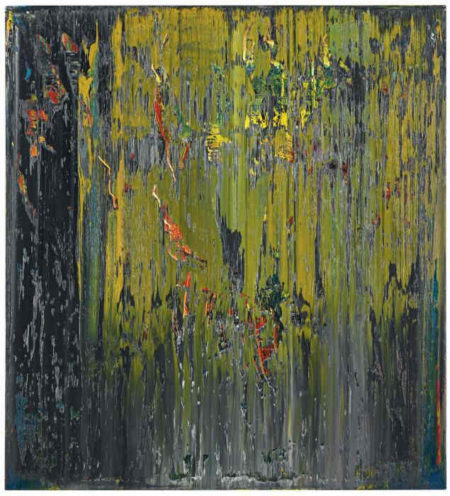 Gerhard Richter-Abstraktes Bild 678-2 (Abstract Painting 678-2)-1988