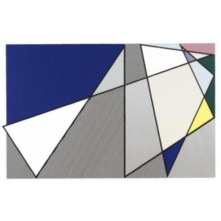 Roy Lichtenstein-Imperfect Painting-1986