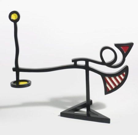 Roy Lichtenstein-Mobile II-1990
