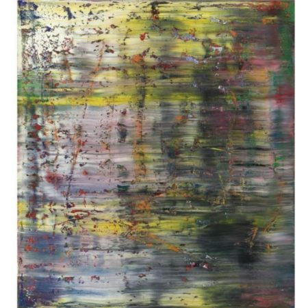 Gerhard Richter-Abstraktes Bild 722-2 (Abstract Painting 722-2)-1990