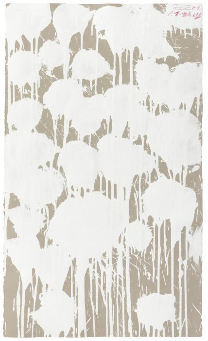 Cy Twombly-Untitled-2003