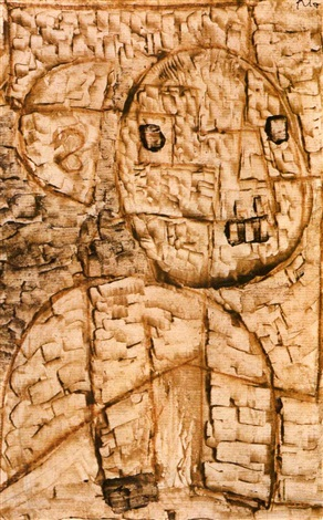 Paul Klee-Horender-1934