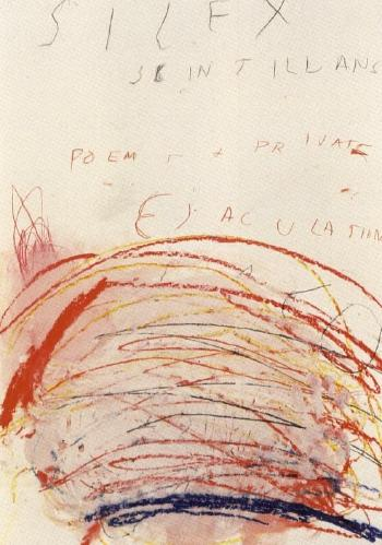 Cy Twombly-Silex Scintillans-1981