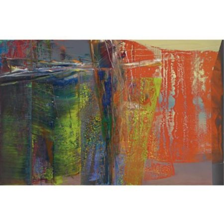 Gerhard Richter-Abstraktes Bild 596 (Abstract Painting 596)-1986