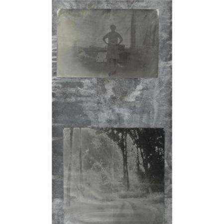 Anselm Kiefer-Feldweg (Country Lane)-1988