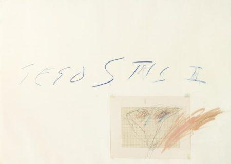 Cy Twombly-Untitled (Captiva Island, Florida)-1974