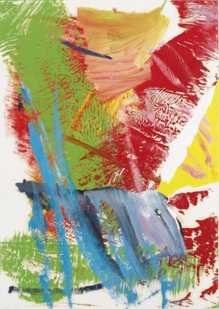 Gerhard Richter-Dienstag (Tuesday)-1983