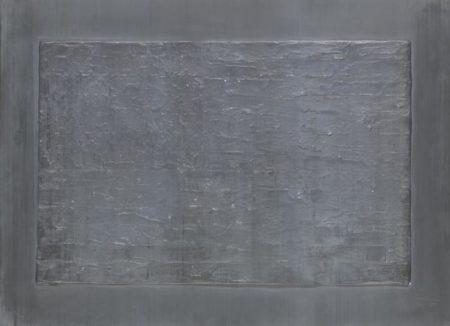 Jasper Johns-Flag, From Lead Reliefs (Ulae 74; G. 131)-1969