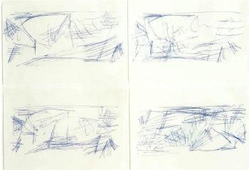 Gerhard Richter-Ohne Titel (Untitled)-1974