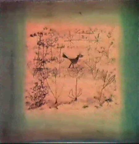 Paul Klee-Vogel im November-1923