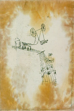 Paul Klee-Begegnung-1921