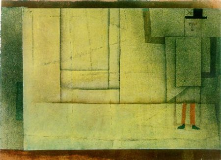 Paul Klee-Auftritt-1929