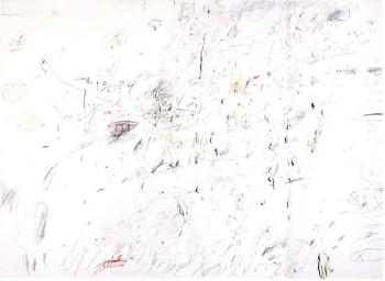 Cy Twombly-Untitled-1959