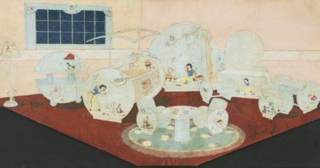 Maqbool Fida Husain-Untitled-1943