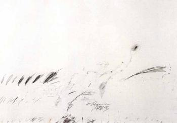 Cy Twombly-Untitled (Roma)-1963