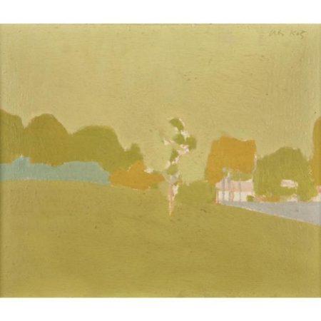 Alex Katz-Landscape-