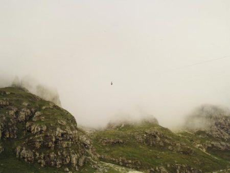 Andreas Gursky-Seilbahn Dolomiten-1987