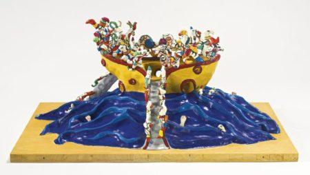 Niki de Saint Phalle-Noah's Ark-1978