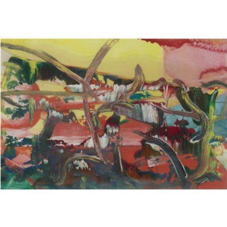 Gerhard Richter-Ohne Titel (10.12.85) / Untitled (10.12.85)-1985