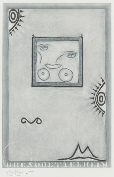 Jasper Johns-Untitled-1995