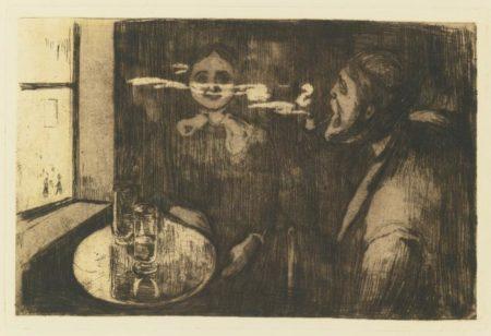 Tete-a-tete (Schiefler 12; Woll 9)-1894