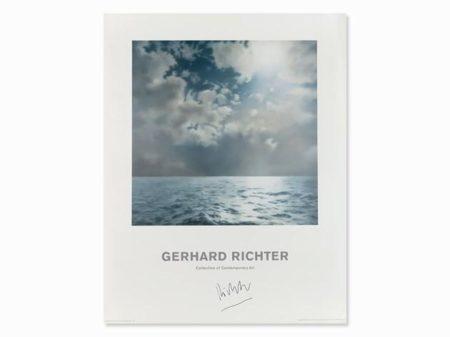 Gerhard Richter-Seascape (Contre-jour) / Seestuck (Gegenlicht)-1991