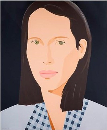 Alex Katz-Christy (Turlington)-2013