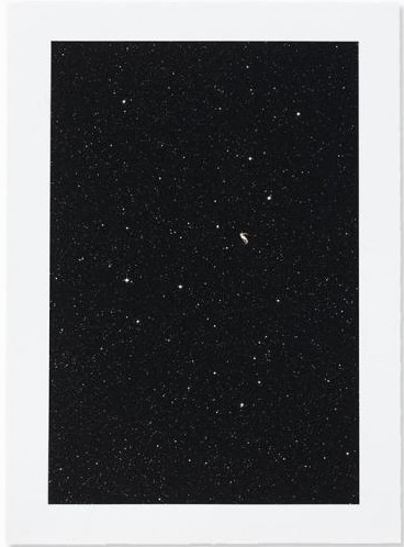 Thomas Ruff-Stars, 07h48m70 degrees, New York-1990