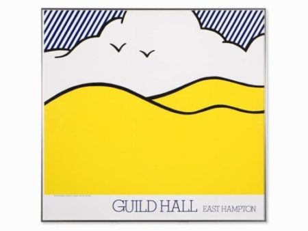 Roy Lichtenstein-Guild Hall-1980