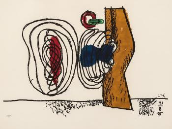Le Corbusier-Les Huits-1963