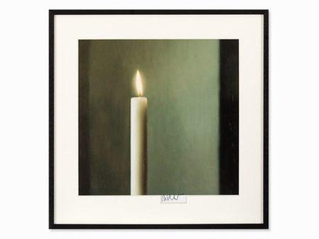 Gerhard Richter-Kerze I (Candle I)-2008