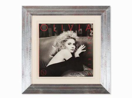 Helmut Newton-Olivia Newton-John 'Soulkiss'-1985