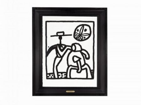 Keith Haring-Keith Haring - Untitled (Kutztown)-1989