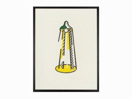 Roy Lichtenstein-Lamp-1981