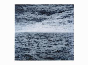 Gerhard Richter-Seascape (Sea-Sea)-2011