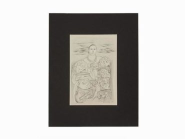 Diego Rivera-Madre Tierra-1923