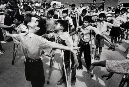 Sebastiao Salgado-Amazonears Images, India-2001